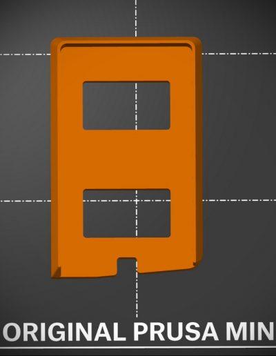 D3 Hand Brake bracket print layout