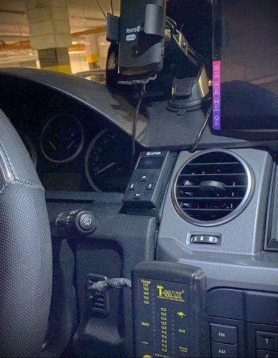 XLifter dashboard holder D3 III